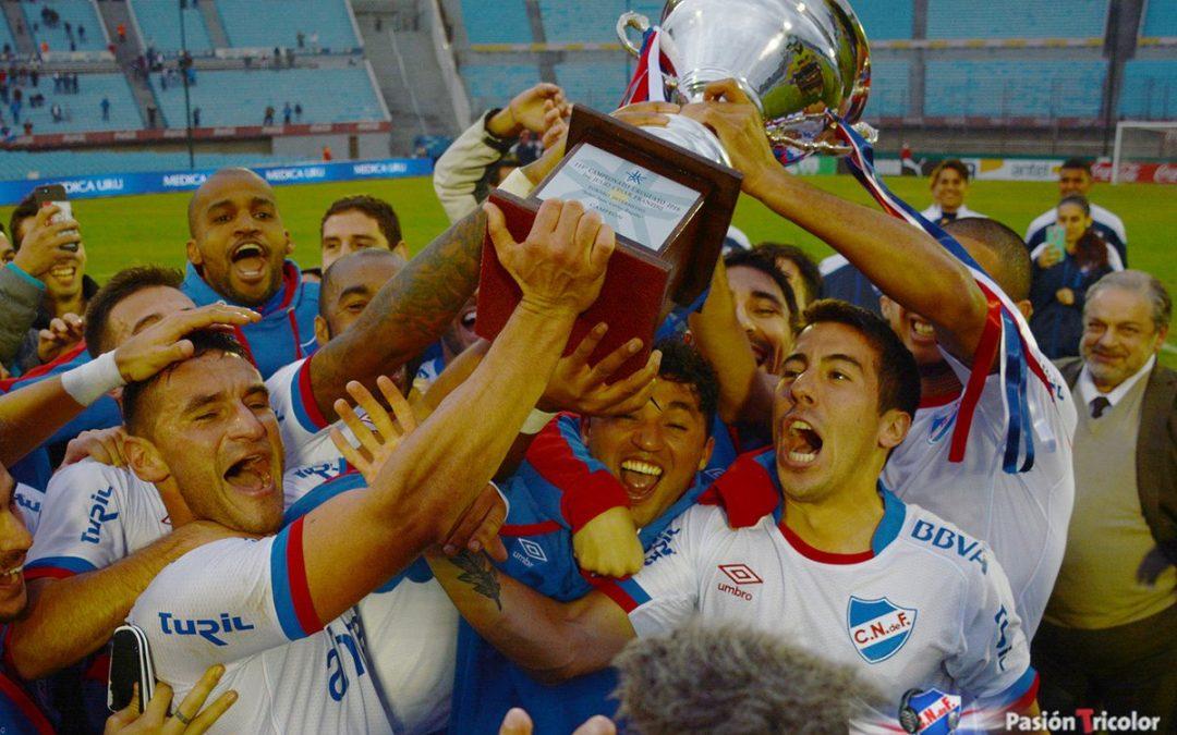 ¡Dale campeón, a lo Nacional!