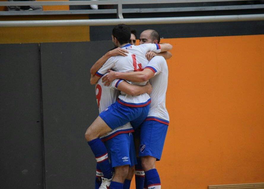 Futsal: ¡Nacional campeón!