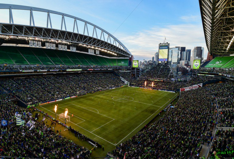 Amistoso ante Seattle en EEUU