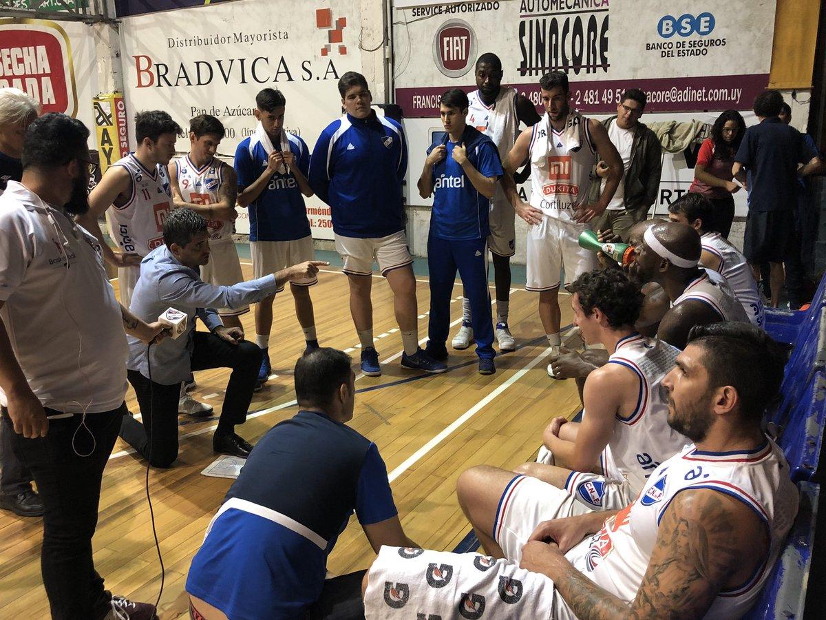 Basket: ¡Nacional campeón del Clausura!