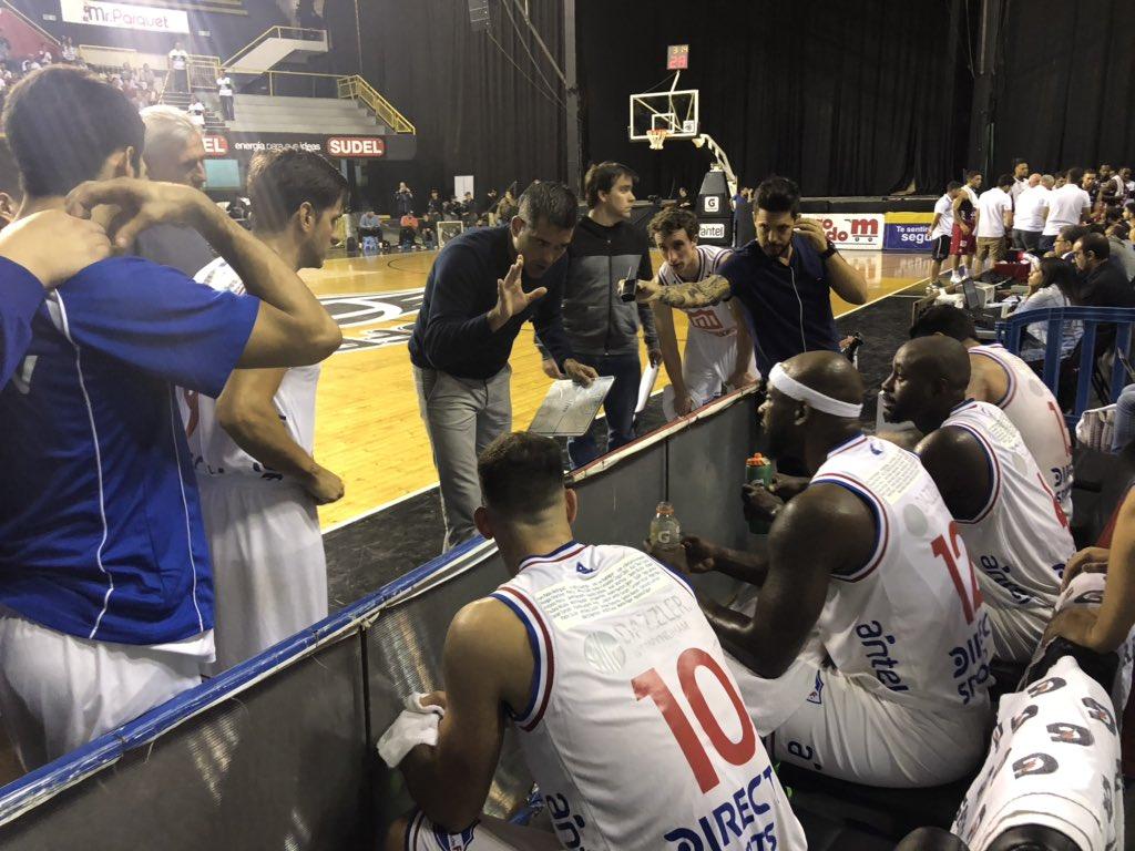 Playoffs: Nacional 89-84 Olimpia