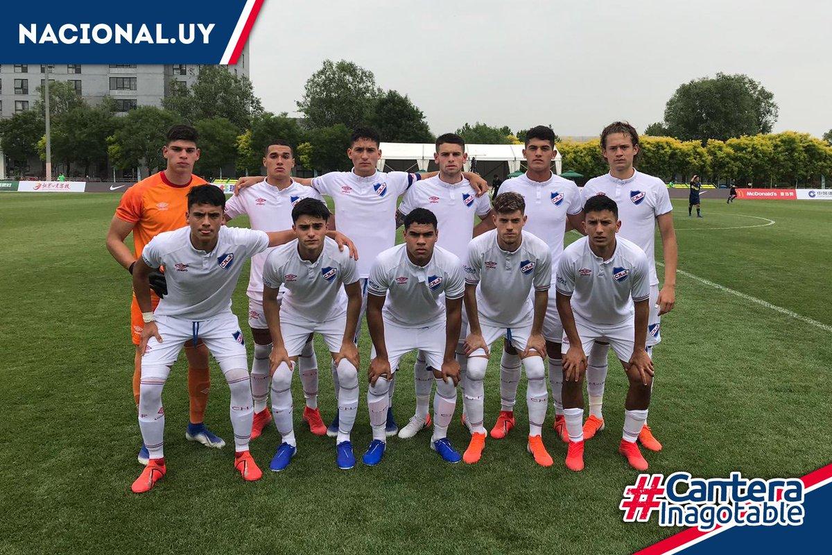 Sinobo Guoan Cup: Nacional quedó en el podio