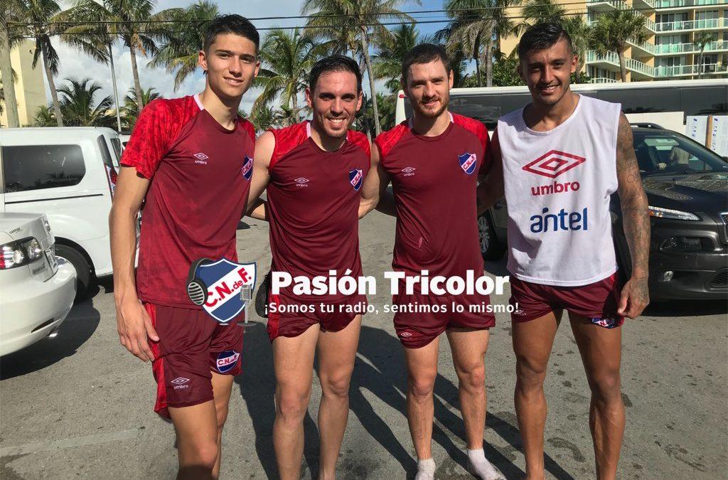Primera semana de pretemporada en Boca Ratón