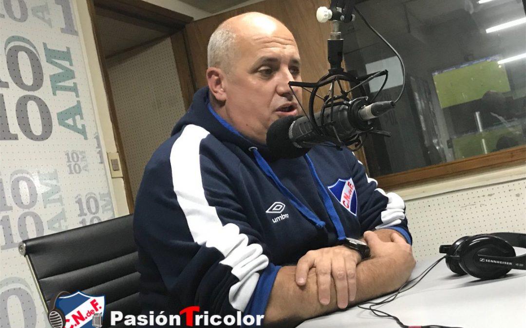 Nacional a la Libertadores de Futsal