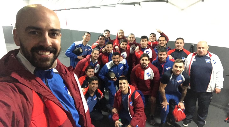 Futsal Libertadores: Nacional en Cuartos