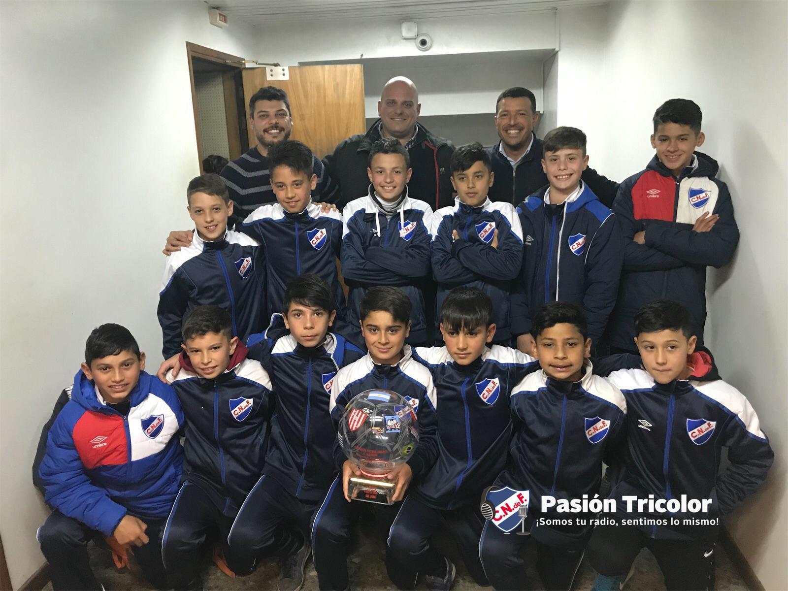 Infantil: ¡Categoría 2008 campeona en Argentina!