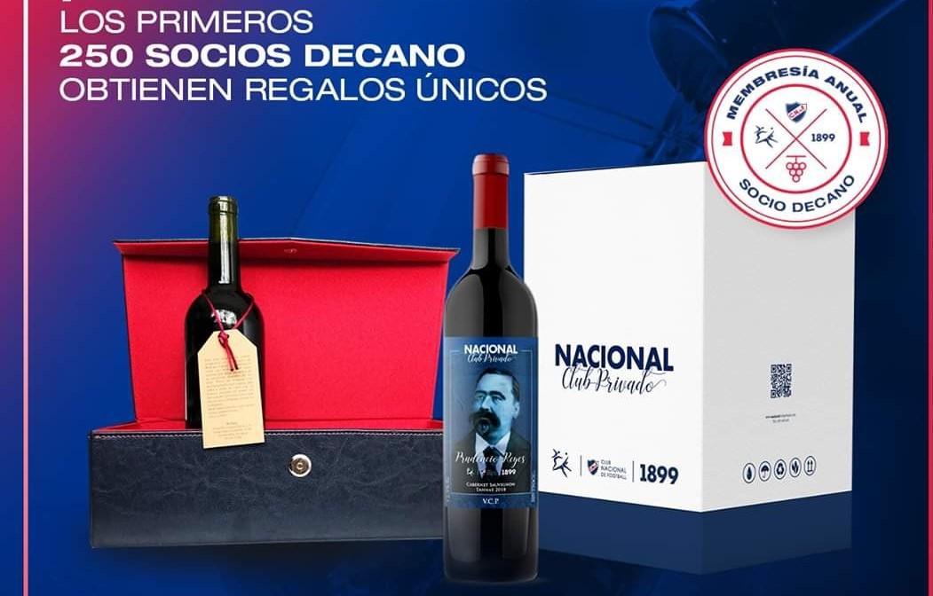 Nacional y su Club Privado de Vinos
