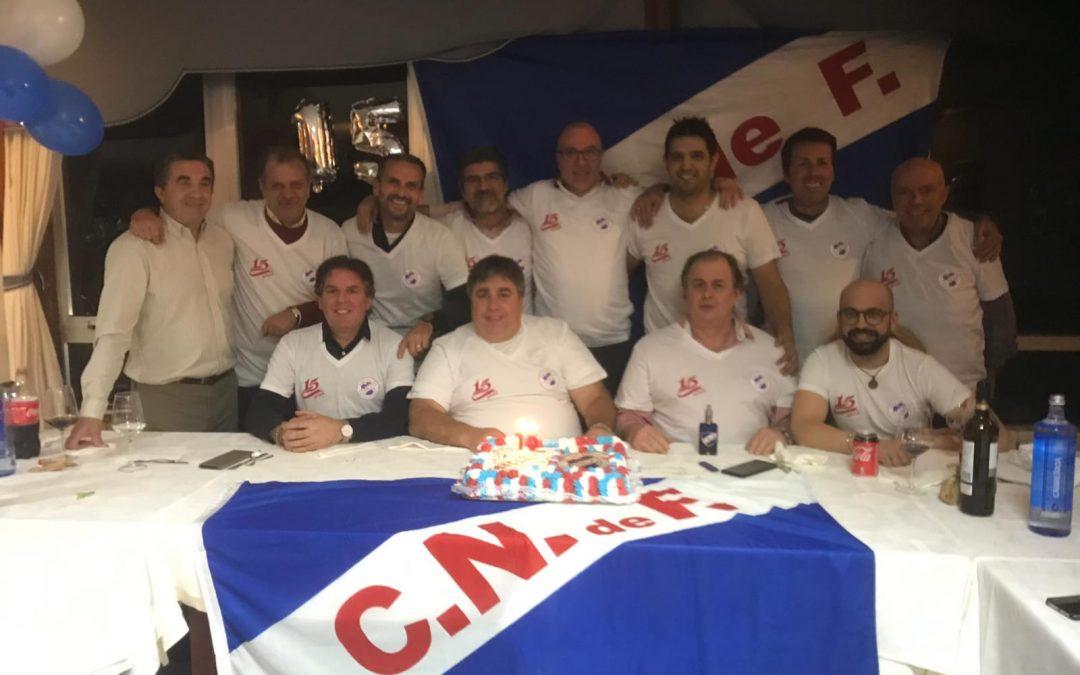La Filial tricolor en Galicia cumplió 15 años