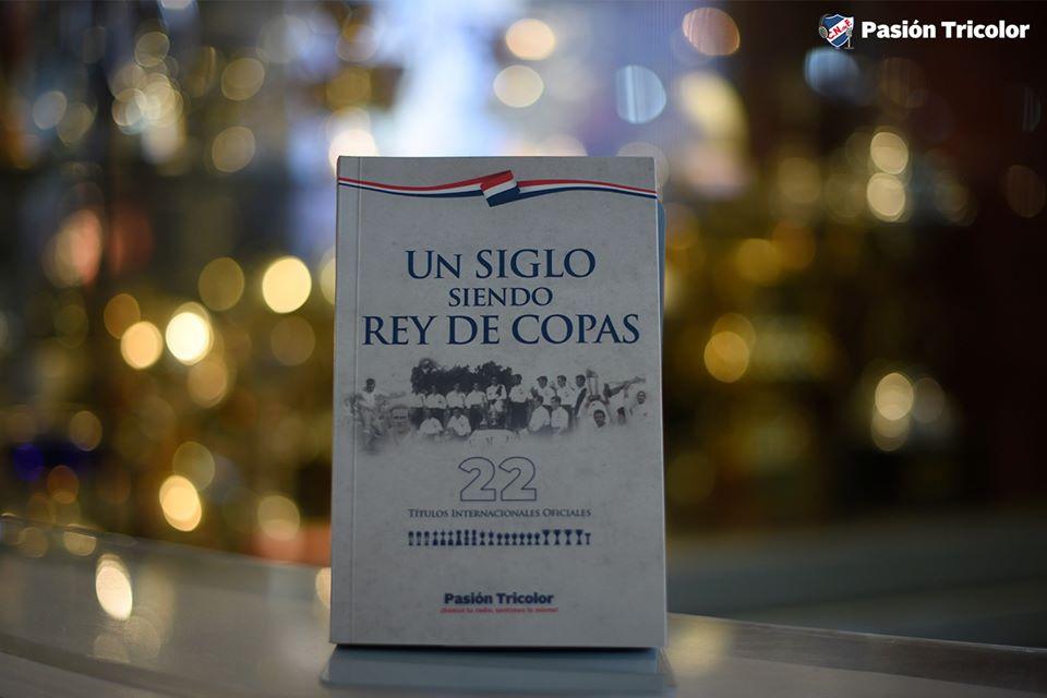 """Nuevo Libro """"Un Siglo siendo Rey de Copas"""""""