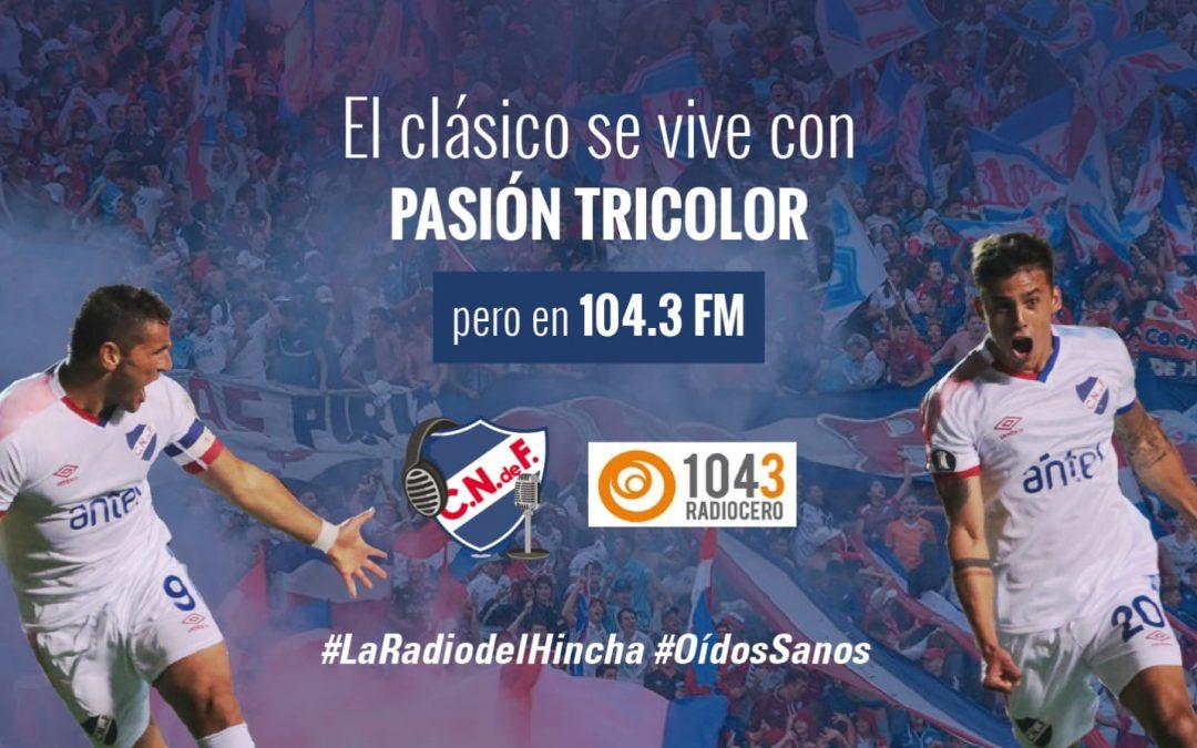 AL AIRE: Peñarol Vs Nacional