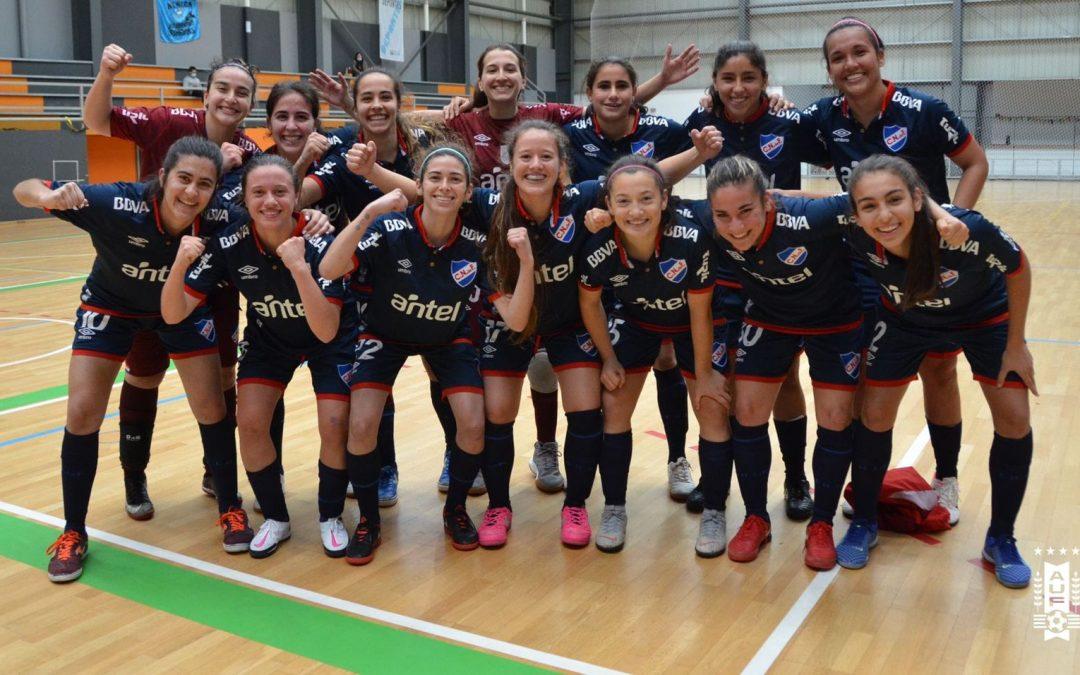 Futsal femenino: ¡De atrás y en la hora!