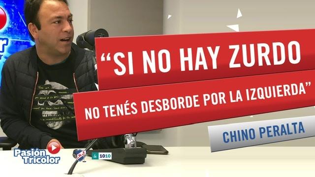 #MesaDeOpinión junto al Chino Peralta en #PasiónTricolorPlay